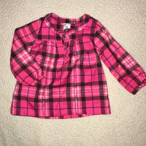 Carters Girls Blouse